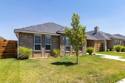 Amarillo Single Family Home For Sale: 7911 Zoe Dr