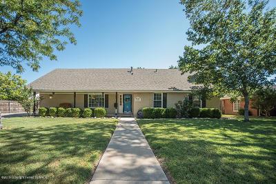 Amarillo Single Family Home For Sale: 4129 Julie Dr