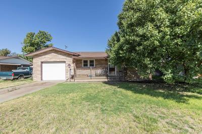Amarillo Single Family Home For Sale: 4702 Austin St