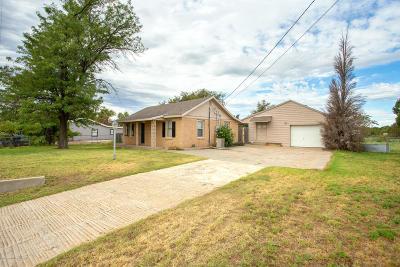 Amarillo Single Family Home For Sale: 4615 Hetrick Dr