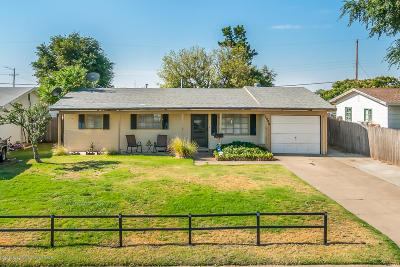 Amarillo Single Family Home For Sale: 1005 48th Ave