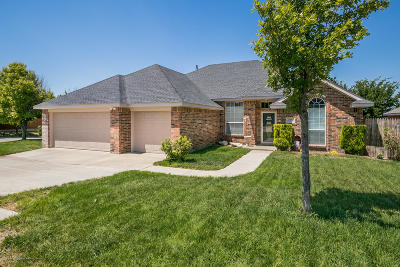 Amarillo Single Family Home For Sale: 6908 Newport Dr