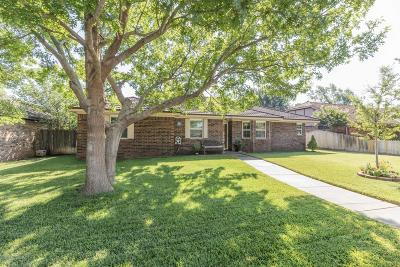 Amarillo Single Family Home For Sale: 7021 Westbury Dr