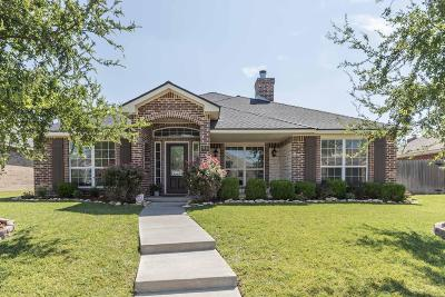 Amarillo Single Family Home For Sale: 8113 Little Rock Dr
