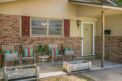 Amarillo Single Family Home For Sale: 4319 Mesa Cir