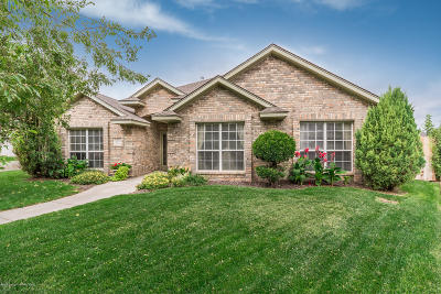 Amarillo Single Family Home For Sale: 6416 Persimmon Ln