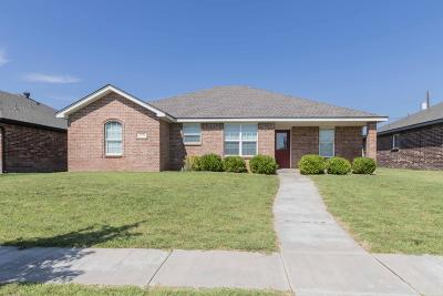 Amarillo Single Family Home For Sale: 4406 Williams St