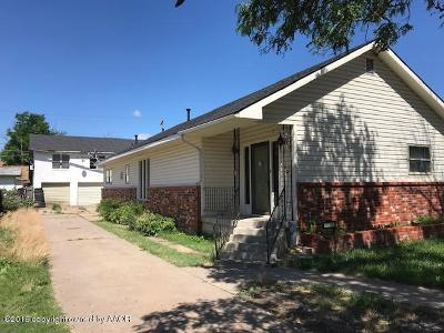 Single Family Home For Sale: 410 Baylor St.