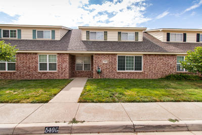 Amarillo Condo/Townhouse For Sale: 5406 Somerset Dr
