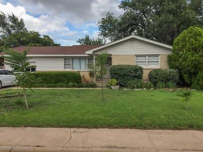 Potter County Single Family Home For Sale: 1507 Bell St