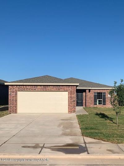 Amarillo Single Family Home For Sale: 4908 Eberly