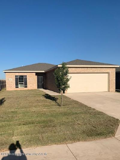 Amarillo Single Family Home For Sale: 4910 Eberly