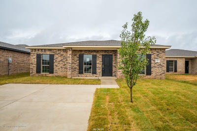 Amarillo Single Family Home For Sale: 4912 Eberly