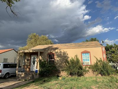 Amarillo Single Family Home For Sale: 1622 Marrs St