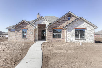 Amarillo Single Family Home For Sale: 6106 Bowery
