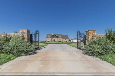 Canyon Single Family Home For Sale: 17200 Fm 2590 (Soncy)