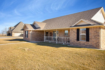 Amarillo Single Family Home For Sale: 8921 Greyhawk Rd