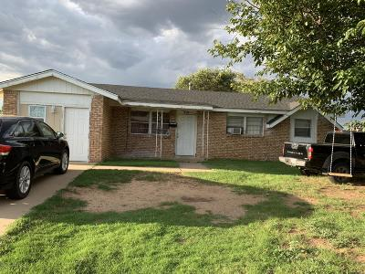 Amarillo Single Family Home For Sale: 301 Lemon St