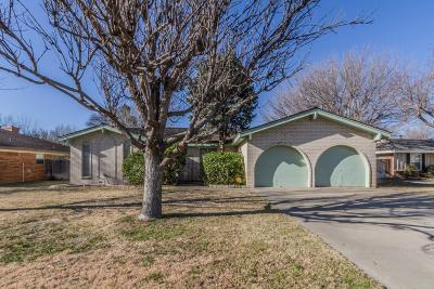 Amarillo Single Family Home For Sale: 3410 Amherst Dr