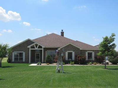 Amarillo Single Family Home For Sale: 1320 Moon Ridge Ln