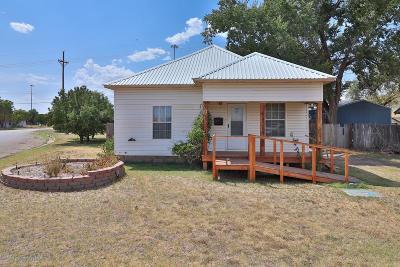 Amarillo Single Family Home For Sale: 1916 Lincoln St