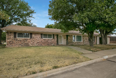 Canyon Single Family Home For Sale: 908 17th