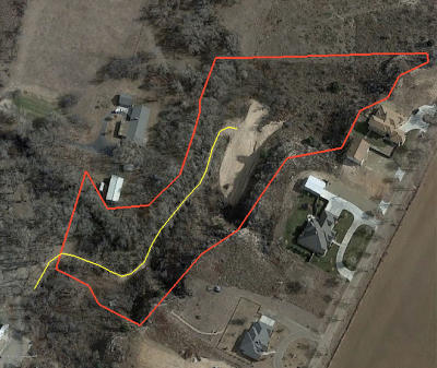 Canyon Residential Lots & Land For Sale: 19545 Chaparral Rd