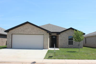 Amarillo Single Family Home For Sale: 4915 Eberly St