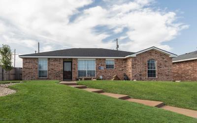 Amarillo Single Family Home For Sale: 1001 Rushmore Dr