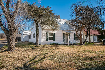 Amarillo Single Family Home For Sale: 2701 Jackson St
