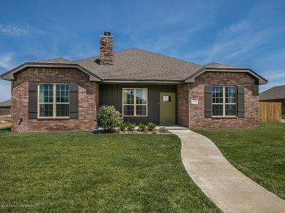 Amarillo Single Family Home For Sale: 2702 Spokane Ave