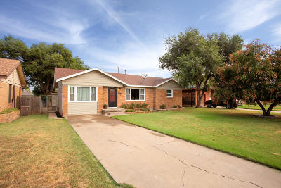 Amarillo Single Family Home For Sale: 2710 Pawnee Dr