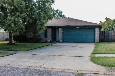 Amarillo Single Family Home For Sale: 2409 49th Ave