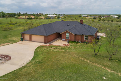 Amarillo Single Family Home For Sale: 346 Cactus Dr