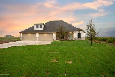 Bushland Single Family Home For Sale: 3351 Azusa Dr
