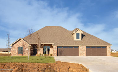 Amarillo Single Family Home For Sale: 9300 Highland Springs Dr