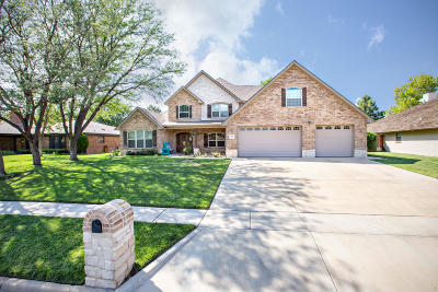 Amarillo Single Family Home For Sale: 6506 Sandie Dr