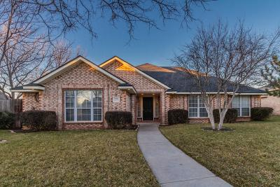 Amarillo Single Family Home For Sale: 7306 Andover Dr