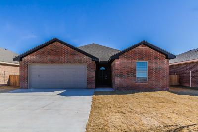 Amarillo Single Family Home For Sale: 5011 Eberly St