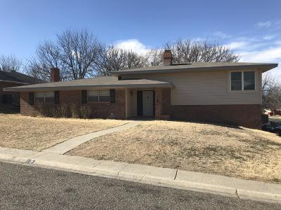 Randall Single Family Home For Sale: 9 Greenwood Ln