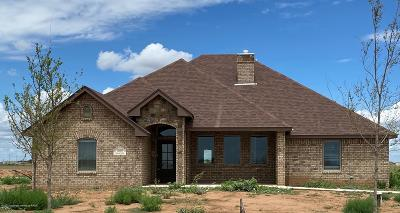 Bushland Single Family Home For Sale: 18900 Mid-Country Blvd