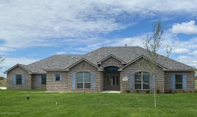 Bushland Single Family Home For Sale: 3200 Oro Grande Dr