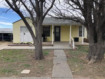Amarillo Single Family Home For Sale: 401 Georgia S St