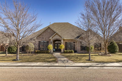 Randall County Single Family Home For Sale: 7702 New England Pkwy