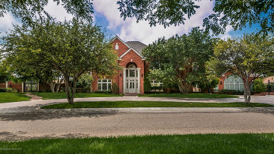 Amarillo Single Family Home For Sale: 7 Cloister Pkwy