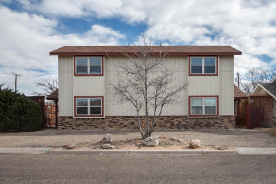 Canyon Multi Family Home For Sale: 501 Harrell Ln