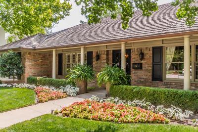 Amarillo Single Family Home For Sale: 3516 Danbury Dr