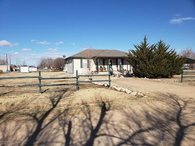Fritch Single Family Home For Sale: 708 Maple