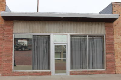 Panhandle Commercial For Sale: 214 Main