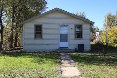 Fritch Single Family Home For Sale: 202 Robey